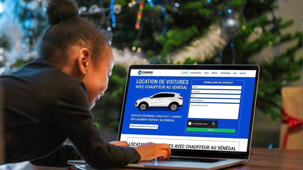 creation de site internet Dakar